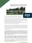 DIFUSIÓN DE TECNOLOGÍA AGRÍCOLA O PECUARIA EN EL ÁREA RURAL DEL ECUADOR