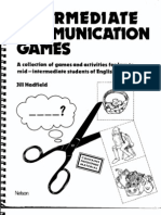 Communication Games (Intermediate)