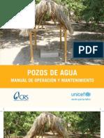 Pozos de Agua Manual de Operacion y Mantenimiento