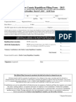 Fairfax Co 2013 Delegate Form