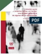 Cohesion Social en ALC-Libro