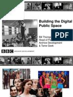 Building an open digital public space