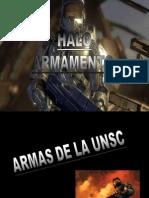 Armamento Halo