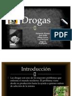 30817692 Presentacion de Las Drogas