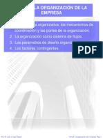 Tema 6 La Organizacion de La Empresa