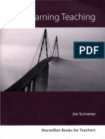Jim Scrivener LEarning Teaching