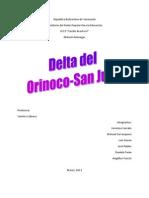 Delta Del Orinoco-san Juan
