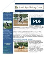PRTC Newsletter March 2013