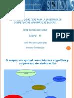 Presentación Mapas Conceptuales