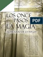 Los Once Pasos de La Magia