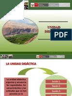 Unidad de Aprendizaje 2012