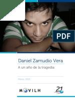 Daniel Zamudio Informe Movilh 1013