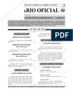 Pol+¡tica de Ahorro y Austeridad del Sector P+¦blico 2013