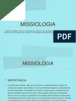 Slides Missiologia
