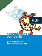 Guia Educacion No Sexista