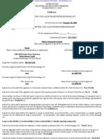 WISHART ENTERPRISES LTD 10-K (Annual Reports) 2009-02-25