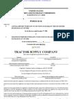 TRACTOR SUPPLY CO /DE/ 10-K (Annual Reports) 2009-02-25