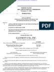 GANNETT CO INC /DE/ 10-K (Annual Reports) 2009-02-25