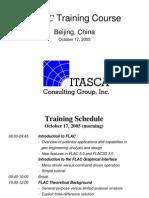 Flac Training