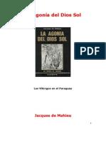 Mahieu, Jacques de - La Agonía del Dios Sol