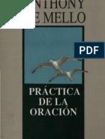 Anthony de Mello SJ - Práctica de la oración
