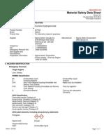 2013 01 Cumene Hydroperoxide Aldrich MSDS