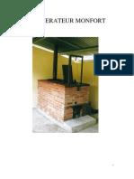 manual of incinerator medis