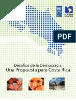 Desafios de La Democracia-Libro