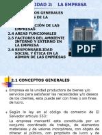 Adm1-e07 La Empresa