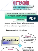 Adm1-e07_conceptos Generales Admon.