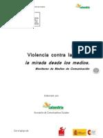 Informe | Violencia contra la mujer