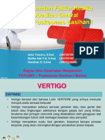 Vertigo powerpoint