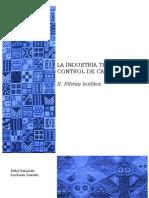 II. La industria textil y su control de calidad