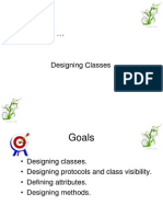 2. Design Classes