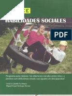 Habilidades Sociales.discapacidad Visual