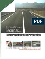 Recomendaciones Tecnicas Demarcaciones Horizon Tales