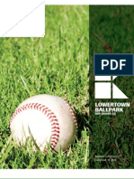 Knutson Construction Lowertown Ballpark Bid