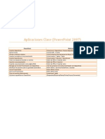 Temario Tecnologico PowerPoint