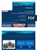 SAIS PowerPoint on US-China Relations