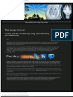 Webdesign Tutorial
