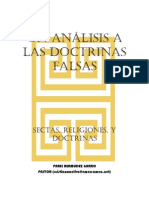 Doctrinas Falsas