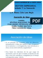 Asociacion de Ideas