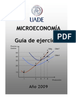 Guía de Trabajos Prácticos Micro 2009 DEEFI