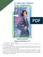 Sandra Canfield - Duas Vidas Sem Destino CLR 11