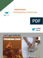 Bandung Berkebun - food Security and Food Crisis
