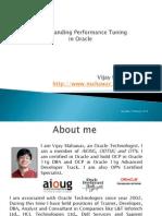Understanding Performance Tuning in Oracle