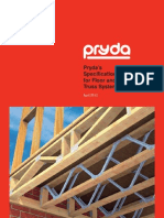 Specification Guide to Floor and Rafter Truss Systems Feb 2012 - Website
