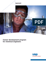 UOP Career Development Program for Chemical Engineers Brochure1