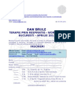 DAN BRUKE - RESPIRATIE CONSTIENTA - WORKSHPS - TERAPIE & REBIRTHING - Inscriere APRILIE 2013