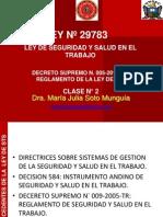 Clase 02 Docente Normas Sst 27.10.12